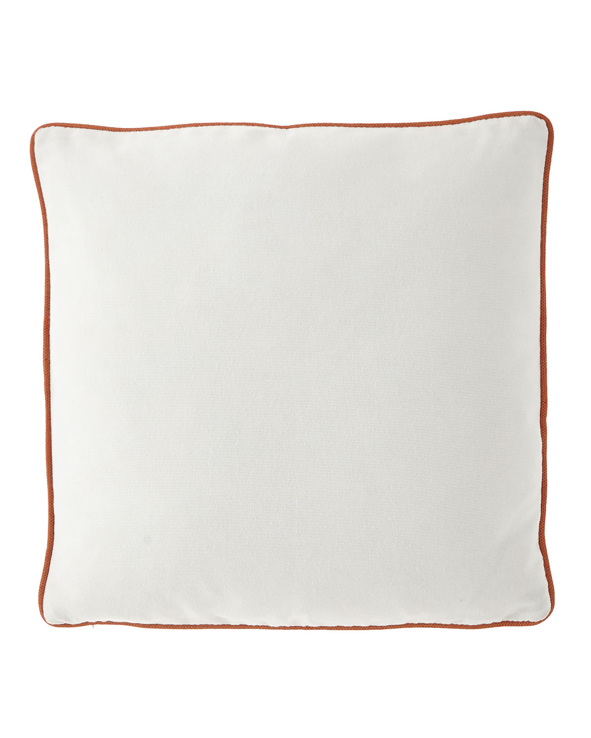 Winterthur Pillow, White