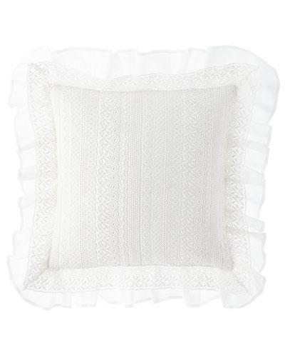 Bellamy Square Decorative Pillow