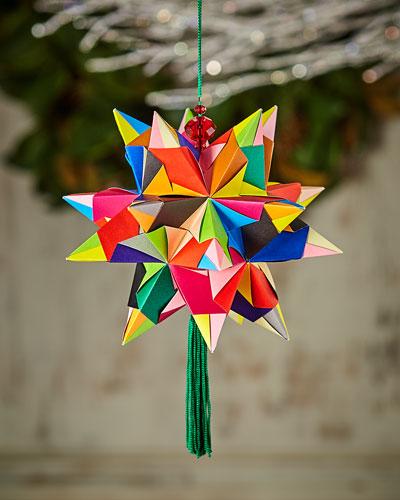 Bascetta Star Ornament