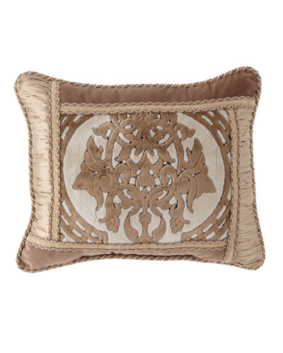 Versaille Multi-Patched Pillow, 16