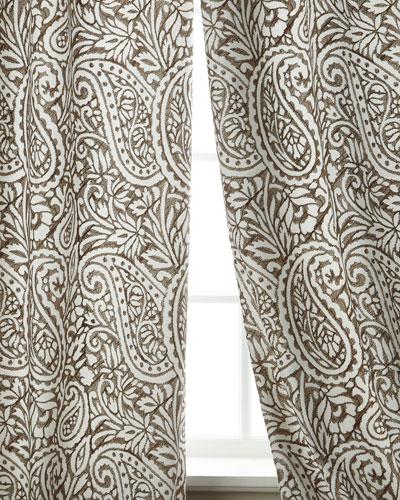 Rapture Linen/Cotton Drape, 108