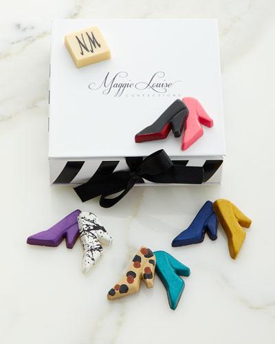 Shoe Style Chocolate Box