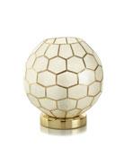 Honeycomb Ambient Light, Gold