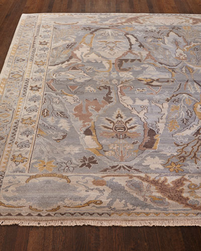 Amata Hand-Knotted Rug, 10' x 14'