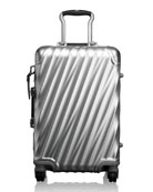 International Carry-On Luggage, Gray