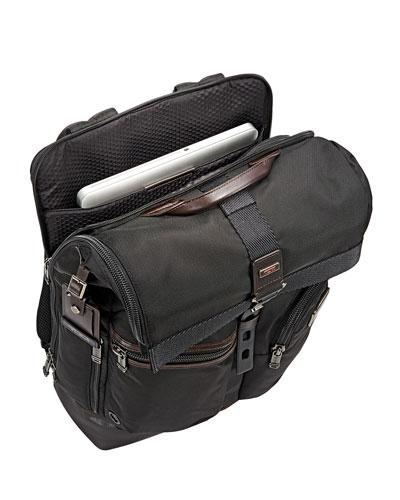 Luke Roll-Top Backpack