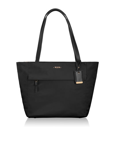 Small M Tote Bag