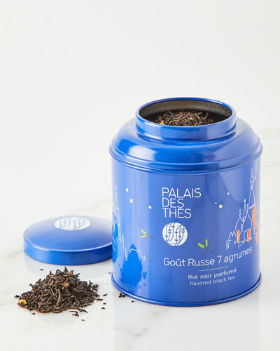 Goût Russe 7 agrumes Tea - Black Tea with Citrus