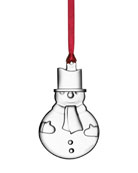 2017 Annual Snowman Ornament