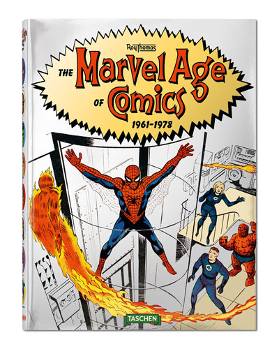 The Marvel Age of Comics: 1961-1978
