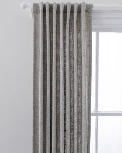 Lock Indoor/Outdoor Curtain Panel, 48