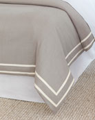 Eastern Accents Resort Fret Oversized Queen Duvet