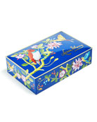 Bird and Butterfly 12-Piece Assorted Chocolate Truffle Tin