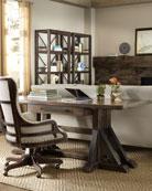 Jaden Trestle Writing Desk