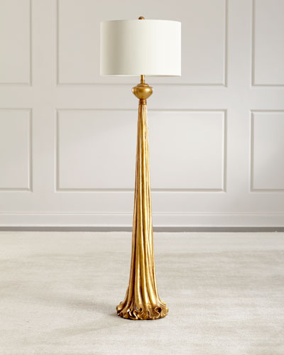 Parvani floor lamp