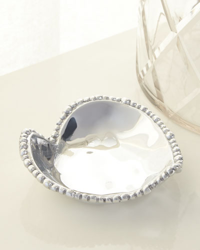 Giftables Organic Pearl Heart Bowl