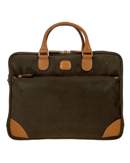 Bric's LIFE BUSINESS BRIEFCASE LARG