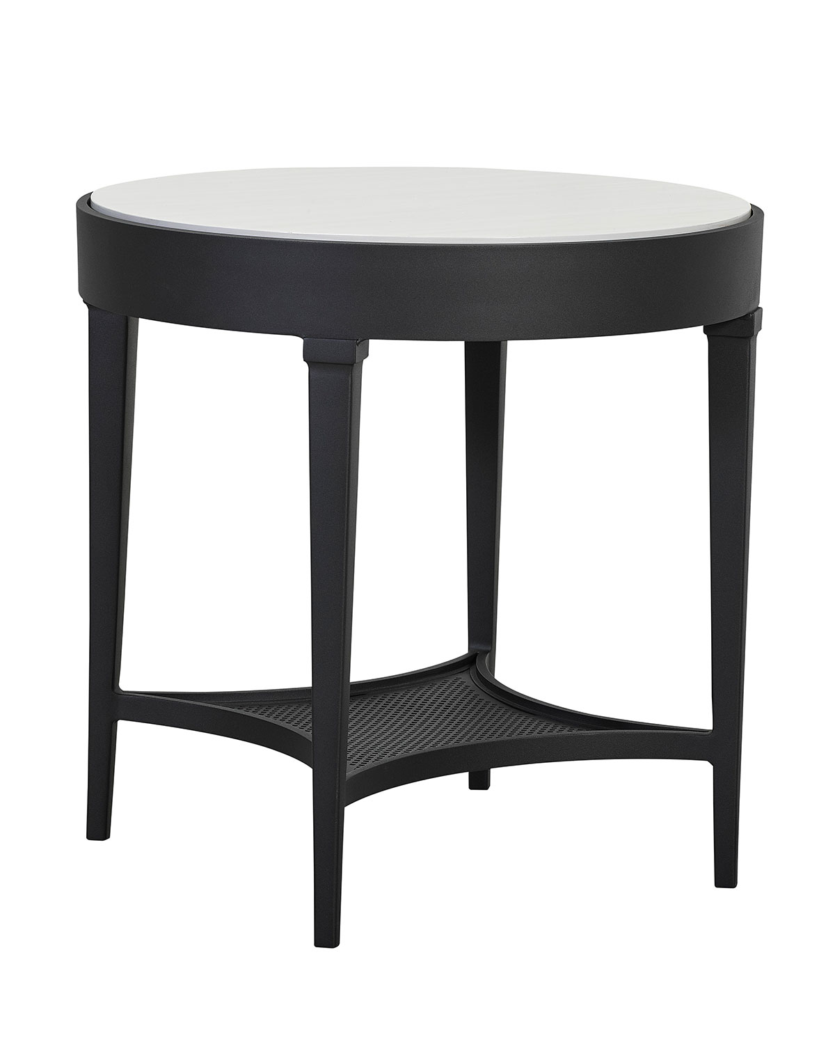 Winterthur Round End Table