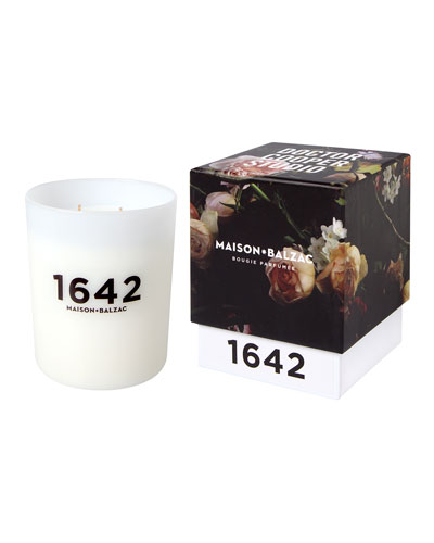 1642 Scented Candle, 9.9 oz. / 280 g