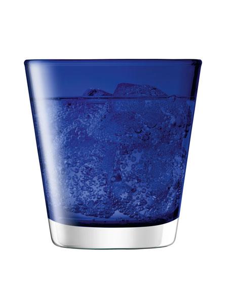 LSA Asher Tumbler, Set of 6, Cobalt