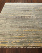 Tecula Hand-Knotted Rug, 5' x 6'