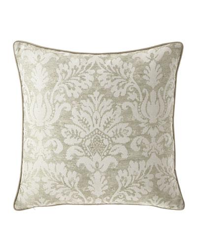 Lourde Celadone Pillow