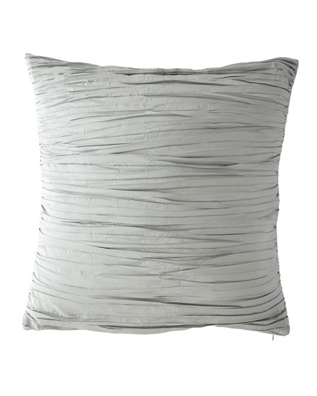 Dian Austin Couture Home Quartzite Crushed Silk European Sham