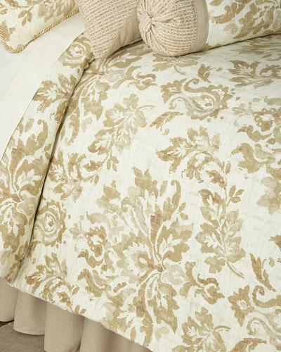 Vanessa 3-Piece King Comforter Set