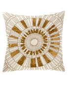 Talitha Sunburst Throw Pillow