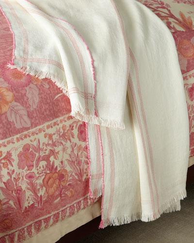 Camellia Throw Blanket, 54