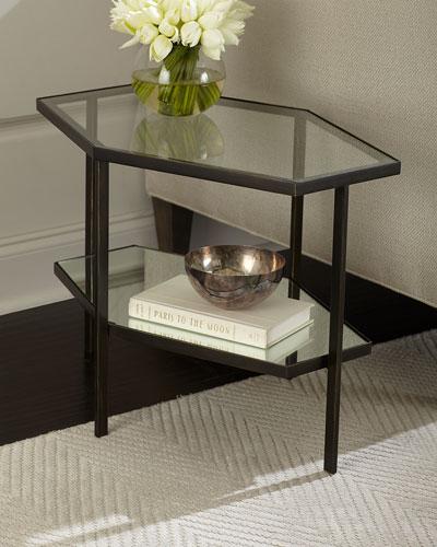 Fatima Hexagon Side Table