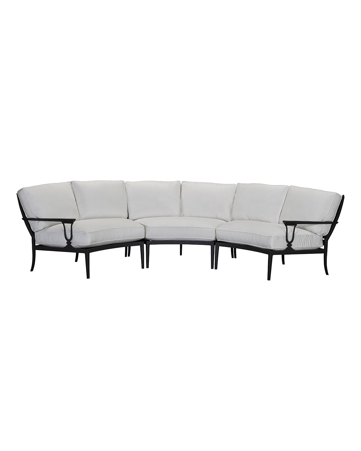 Winterthur Curved Sectional