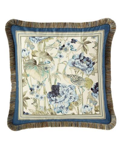 Peace Garden Pillow, 22
