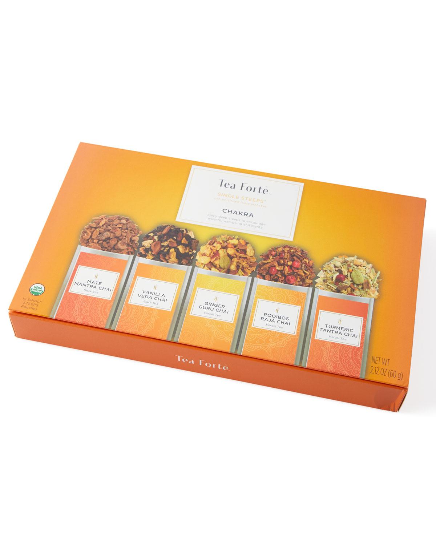 Chakra Single Steeps® Assorted Box