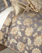 Dian Austin Couture Home Golden Garden Floral Queen