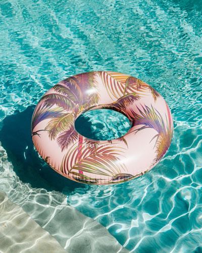 Vintage Cali Inflatable Pool Tube