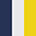 NAVY/WHITE/YELLOW