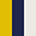 YELLOW/NAVY/WHITE