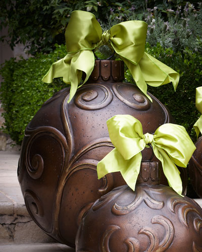 Outdoor Décor Ornament, 24