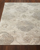 Cityscape Hand-Knotted Rug, 9' x 12'
