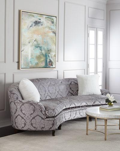 L'Amour Damask Sofa