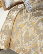 Dian Austin Couture Home Glitz Queen Duvet and