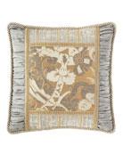 Dian Austin Couture Home Glitz Pieced Boutique Pillow