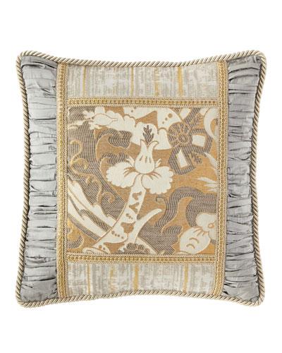 Glitz Pieced Boutique Pillow