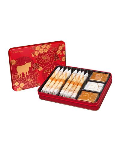 Yoku Moku Chinese New Year Tin