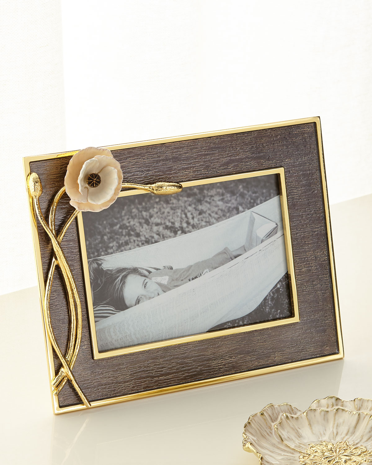 """Michael Aram Picture frames ANEMONE PICTURE FRAME, 5"""" X 7"""""""