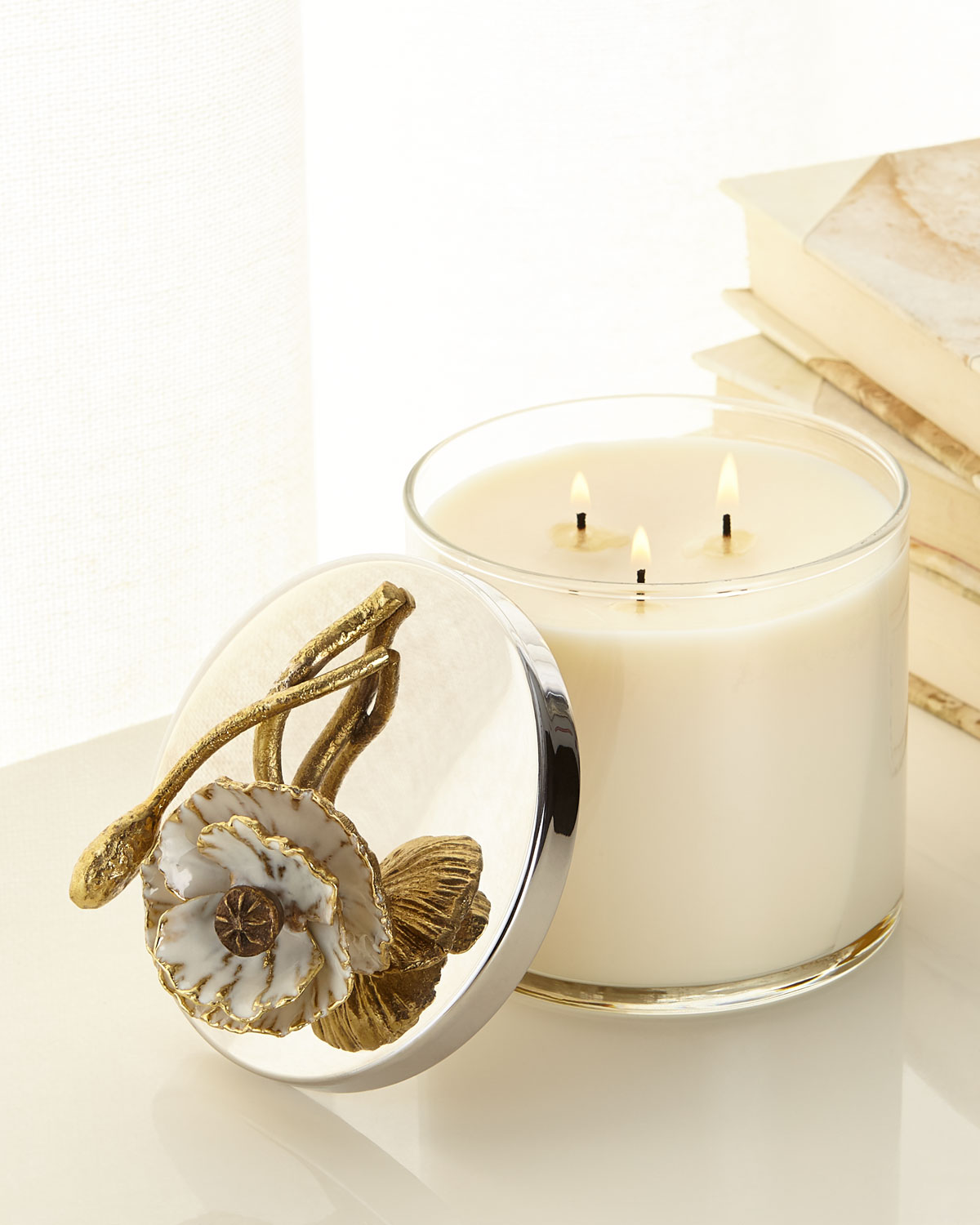 Michael Aram Candles ANEMONE CANDLE