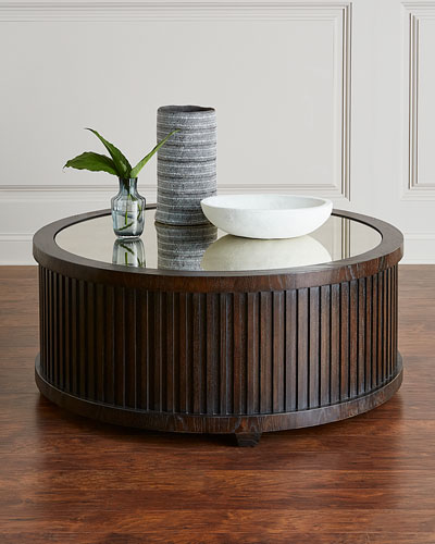 Clarendon Round Coffee Table