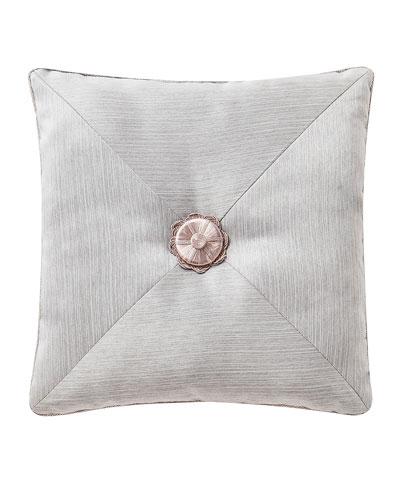 Farrah Square Decorative Pillow, 18