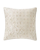 "Lancaster Square Decorative Pillow, 18""Sq."